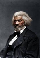 Frederick Douglass by Zuzahin