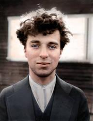 Charlie Chaplin by Zuzahin