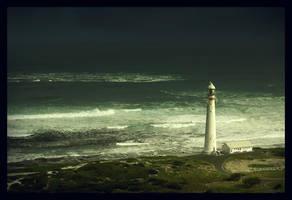 Slankop Lighthouse by sn4rk