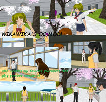 WikaWika's OC Mod VERSION 1(DL IN DESCRIPTION) by tackytuesday