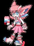 Sarah The PokeMobian by LightTsukiyama
