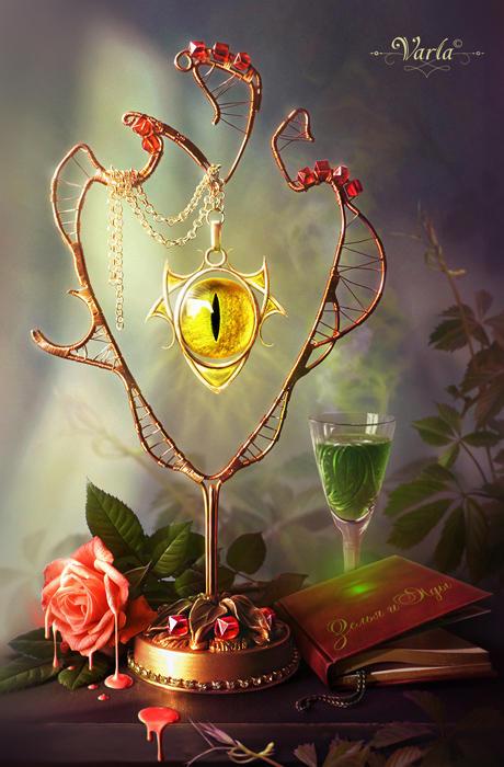 Still Life Magic by VarLa-art