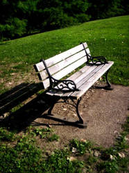 lonely lovers bench by Noxious-Nikki