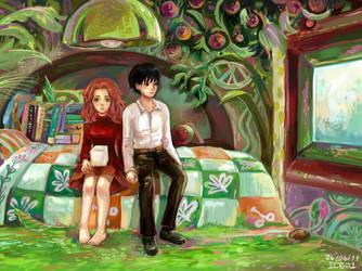 Arrietty. by iceji