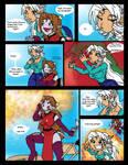 Veronika meets Xara Part 2 by QuadManX