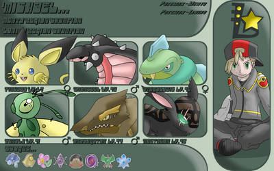 Trainer Card - Test by Pokemon-Mento