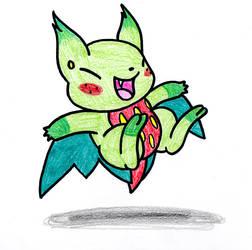 Strawbrat - Contest Entry by Pokemon-Mento