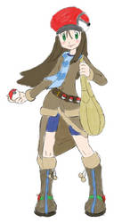 Angel - Update by Pokemon-Mento