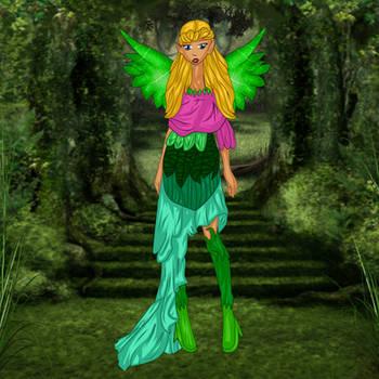 Penelope Divlix by majijehkic11