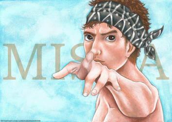 ~pistolero~ by LonesomeBookworm