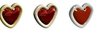 Comparing Hearts by uguardian