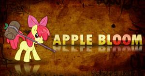 Apple Bloom | Wallpaper by arkkukakku112
