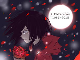 Rip Monty 1981-2015 by Monstrocker