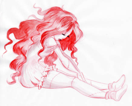 Red Doll by MarineElphie