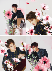 [GOT7] Jackson for InStyle by Mythuy