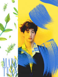 [GOT7] Mark for Dazed and Confused by Mythuy