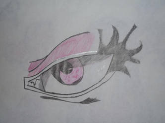 anime eye by elysia31794