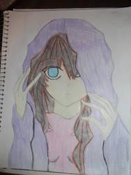 anime girl by elysia31794