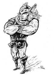 Thor by AerodynamicMountains