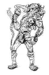 Predator by AerodynamicMountains