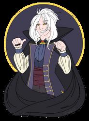 Ruler of the Dark Sun by Rosellaz