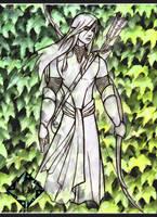Master Cuthalion by Belegilgalad
