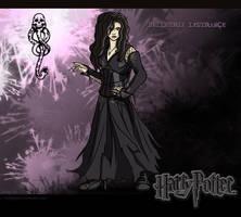 Bellatrix Lestrange by Belegilgalad