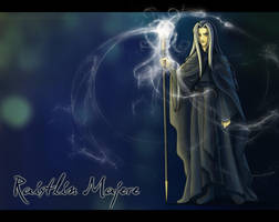 Raistlin new version by Belegilgalad