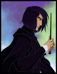 Cool Snape by Belegilgalad