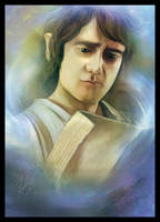 Bilbo Baggins by Belegilgalad