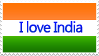 I Love India by ranadeep