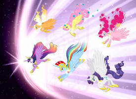 The Elements of Harmony by SapphireGamgee