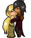 Cyru and Matilia [Point Commission] by Intortus-Aedo