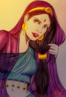 Jasmine by VD-Art