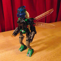 The Mosquito in Bionicle by Thastygliax