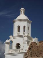 Mission San Xavier del Bac by Thastygliax