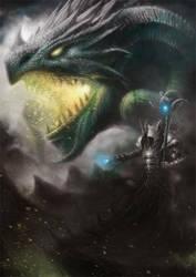 Dark Priest by maurolosi
