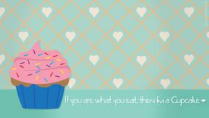 I'm a cupcake. by msanogi