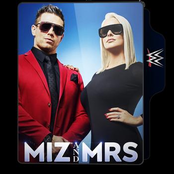 Miz and Mrs Folder Icon by xlyarchive