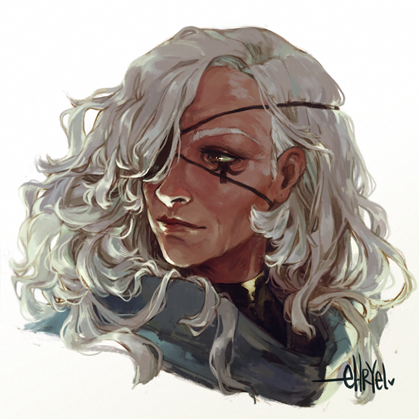 Ana by Ehryel
