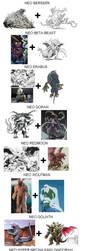 NEO Aliens Faction (Ideas for Godzilla NEO) by marcdrac2