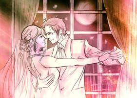 Wedding Waltz by kelly--bean