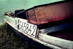 Old boat #2 by Bijou44