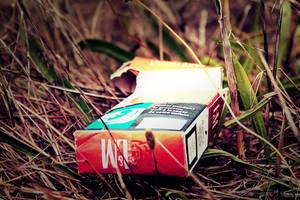 Cigarette Pack by Bijou44
