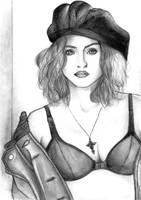 Lady Madonna by Kocia678