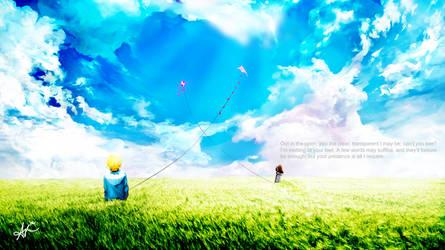 Cloud Story P3 by SolarasReign