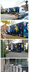 Pepsi truck by Loek93