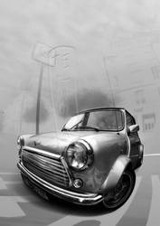Mini Cooper by TsTdesign