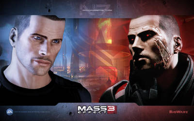 Mass Effect: Duality by Tinuriel