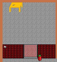 Crappy Suicide Room by flamingo
